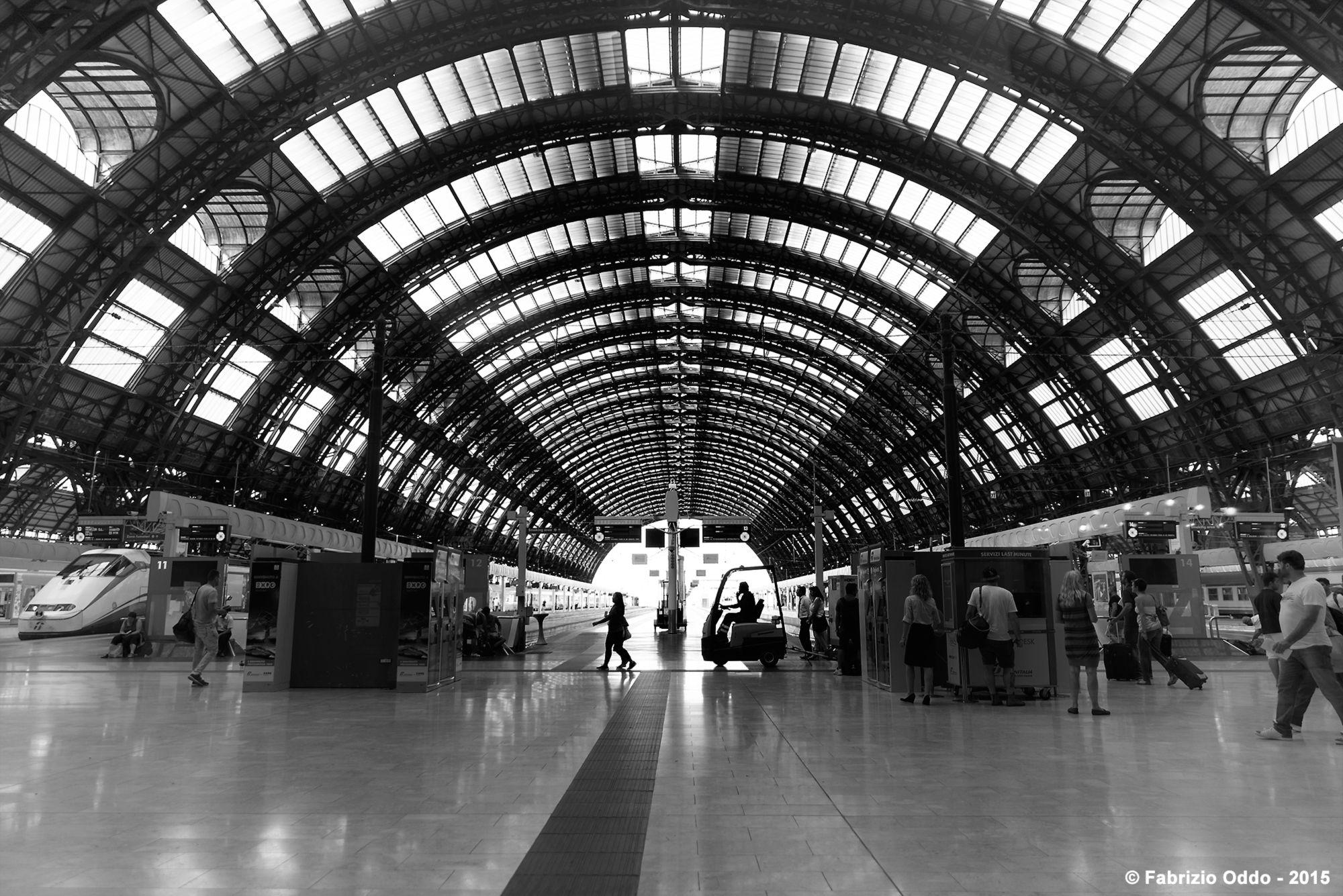Stazione di MIlano
