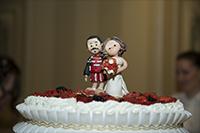 Servizio Fotografico Matrimoniale - Taglio della torta