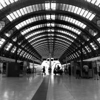 Milano Street Photo - Stazione di MIlano