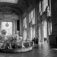 Milano Street Photo - Stazione